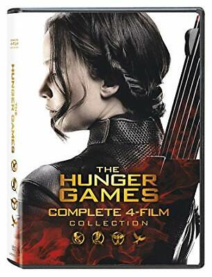 The Hunger Games: Complete 4 Film Collection O-ring Box Set Brand NEW