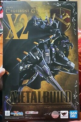 Bandai Metal Build Crossbone Gundam X2 (Opened, but in perfect Condition)