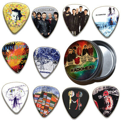 Limited To 100 Buddy Holly 10 X Guitar Picks /& Tin