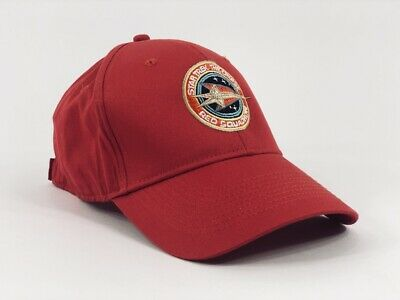 Star Trek The Cruise Red Hat Embroidered Logo Vintage Red Squadron Velcro FS