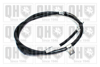 Handbrake Cable fits NISSAN MICRA K11 1.0 Rear Right 92 to 03 With ABS CG10DE QH