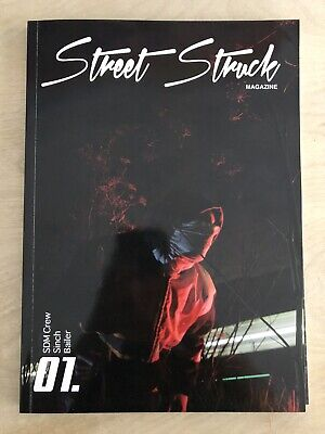 Street Struck Magazine Vol 1. Graffiti Ironlak Melbourne
