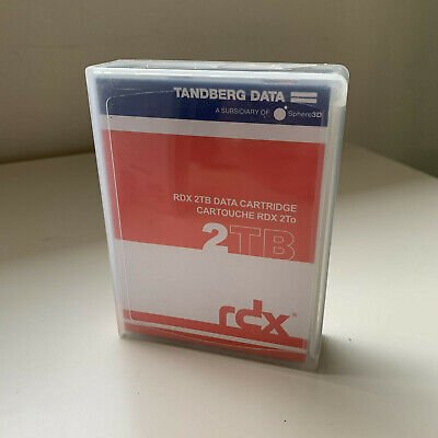 Tandberg RDX QuikStor 2TB Removable Disk Cartridge 8371-RDX