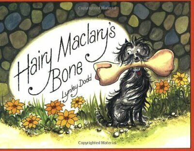 Hairy Maclarys Bone (Hairy Maclary Adventures), Dodd, Lynley, Used; Good Book
