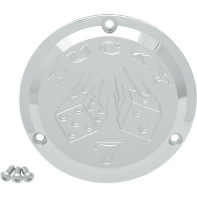 fits all 3 hole derby covers 3 SPIKE BOLTS for DERBY COVERS for HARLEY