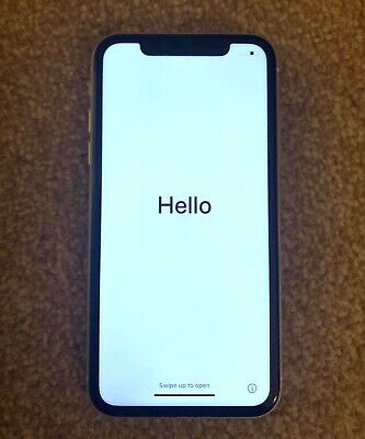 Apple iPhone XR - 64GB - White (Unlocked) A2105 (GSM)