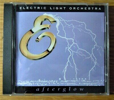 Afterglow by Electric Light Orchestra (CD, 1990, 1 Disc, Epic Z3K 46090) TESTED