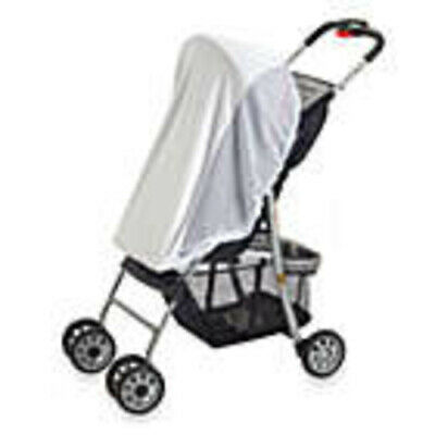 Diono Heatblock Baby Stroller 2 In 1 Sun Shade & Insect Net UPF 50+ Protection
