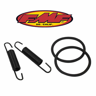 FMF Racing O-Ring and Spring Kit for KX250//500 88-04 11312
