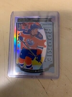 2015-15 OPC Rainbow Marquee Rookie Connor McDavid