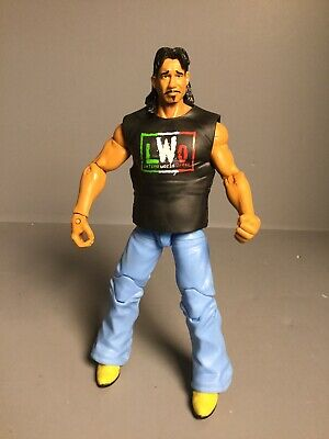 Nitro Notables Hall of Fame Boxed Set with LWO Shirt WWE Mat... Eddie Guerrero