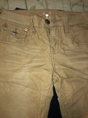 Boys True Religion Jeans Size 16 Geno Relaxed Slim Fit