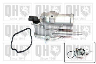 MERCEDES S320 W220 3.2D Coolant Thermostat 02 to 05 OM648.960 Firstline Quality