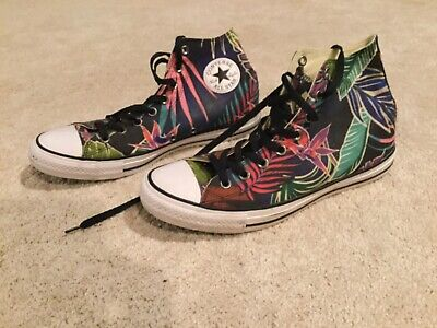 Converse Chuck Taylor All Star Fuchsia Glow Sneakers Shoes Mens 10 Womens 12