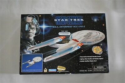 Star Trek First Contact NCC1701-E Ship. Sealed In Box. Unopened