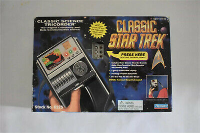 Star Trek Classic. Science Tricorder. Sealed In Box. Never Opened