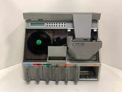 Scan Coin SC22 Coin Counter/Sorter Commercial Grade