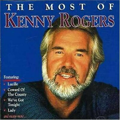 Kenny Rogers: The Most Of :CD: