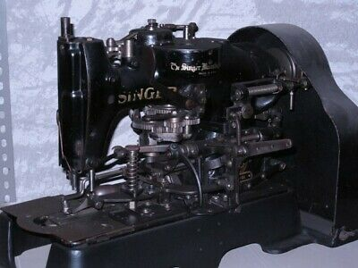 Singer 71 Buttonhole sewing machine