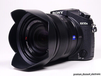 "Sony Cyber-shot DSC RX10 II Digitalkamera RX10M2 Kamera Mark II OVP - ""TOP"""