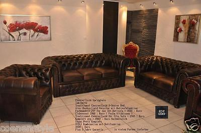 Chesterfield Springvale Inklusive  Traditional Chesterfield  3+2+1 Neues Modell