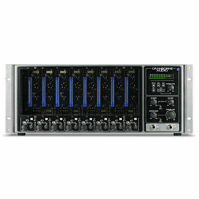 Cranborne Audio 500R8 USB Audio Interface, Summing Mixer and 500 Series Chassis
