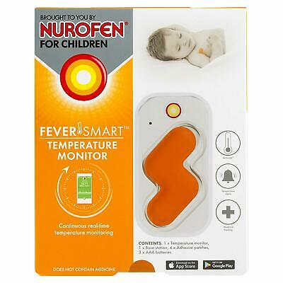Nurofen For Children Fever Smart Temperature Monitor Thermometer FeverSmart