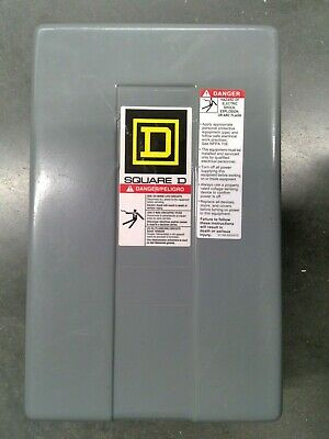 Square D 8903LXG20 Lighting Contactor **Free Shipping**