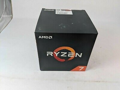 AMD Ryzen 7 2700X 8-Core 3.7GHz CPU AM4 Socket YD270XBGAFBOX-J4272