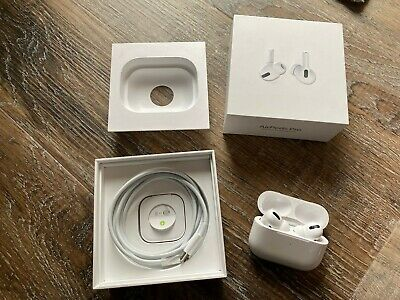 Apple AirPods Pro - Genuine - MWP22AM/A - PRISTINE condition!