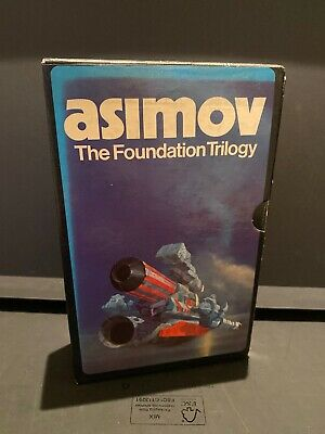 Isaac Asimov - Foundation Trilogy boxed