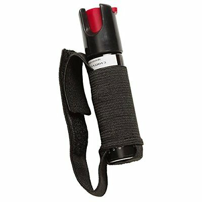 Sabre Red 3 in 1 Jogger Pepper Spray Repellent Self Defense Protection w/ Dye