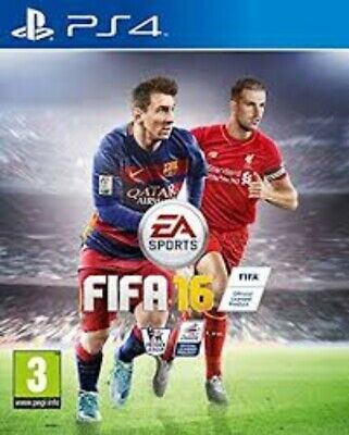 FIFA 16 - PlayStation 4 (PS4) Game.  *** Disc only ***