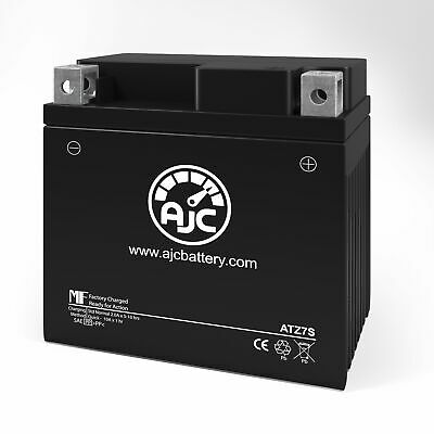 Yamaha YZF-R6 600CC Motorcycle Replacement Battery (1999-2000)