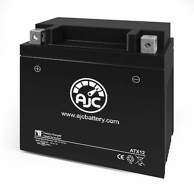 Triumph America 865CC Motorcycle Replacement Battery (2001-2013)