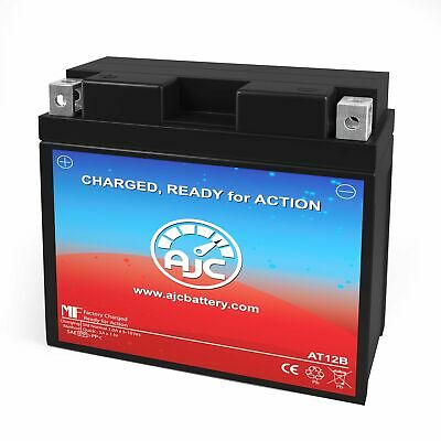 Ducati Monster S2R 1000CC Motorcycle Replacement Battery (2005-2007)