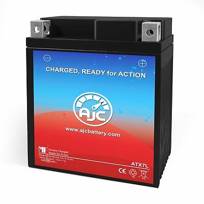 Scorpion YTX7L-BS Powersports Replacement Battery