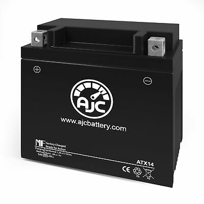 BMW F650GS 650CC Motorcycle Replacement Battery (2008-2012)