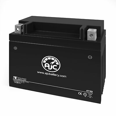 Cagiva V-Raptor 650CC Motorcycle Replacement Battery (2001-2006)