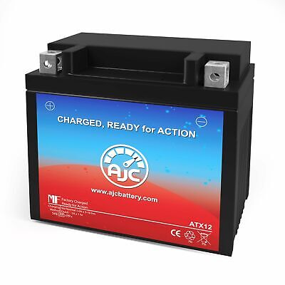 Scorpion YTX12-BS Powersports Replacement Battery