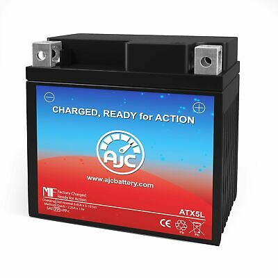 Yuasa YTX5L-BS Powersports Replacement Battery