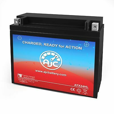 Chrome Battery 24HL-BS Powersports Replacement Battery