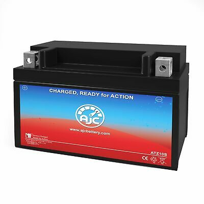 Power Sonic PTZ10S Powersports Replacement Battery