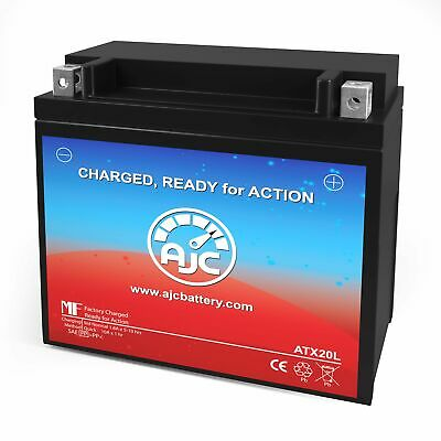 GS Battery GTX20LBS Powersports Replacement Battery