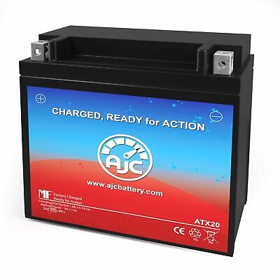 Power Max GTX20-BS Powersports Replacement Battery
