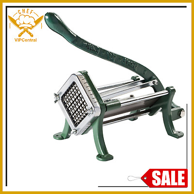 3/8in French Fry Vegetable Potato Cutter Slicer Dicer Copper Commercial Durable