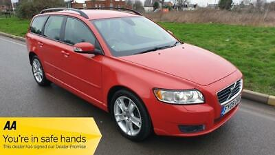 2009 VOLVO V50 D5 SE - FULL MOT  -11x SERVICE STAMPS - ANY PX WELCOME