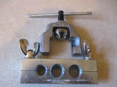 Imperial Eastman Usa Flaring Tools In Vgc