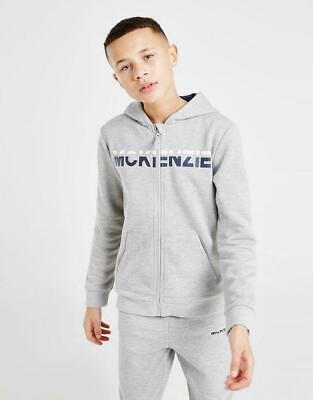 New McKenzie Boys' Joao Zip Through Hoodie