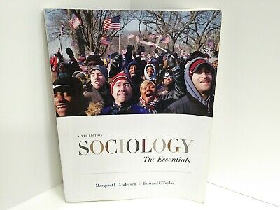 CengageNOW: Sociology: The Essentials 6th edition by Howard F. Taylor